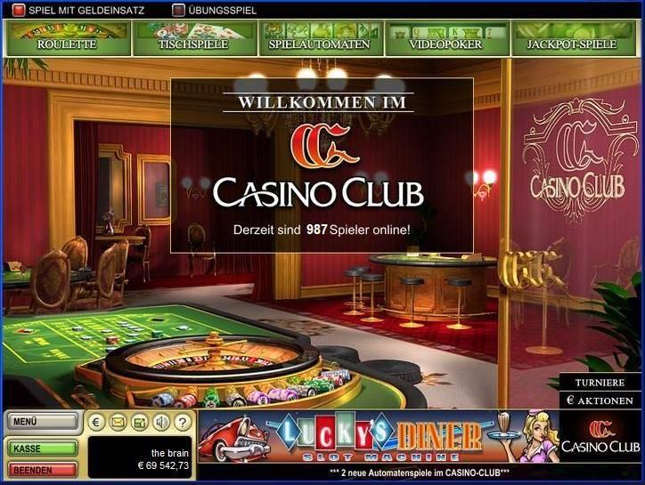 Mein Casino Club Gewinn von 69.000 €