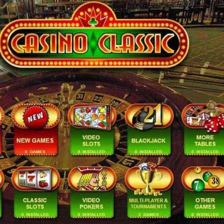 CasinoClassic Gewinn von $ 23.000