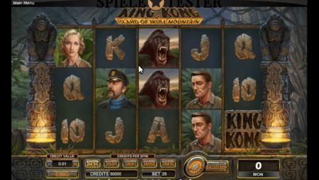 King Kong – der ultimative Spielautomat