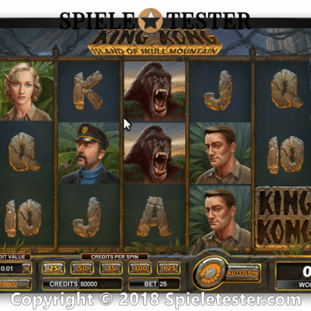 King Kong – der ultimative Spielautomat