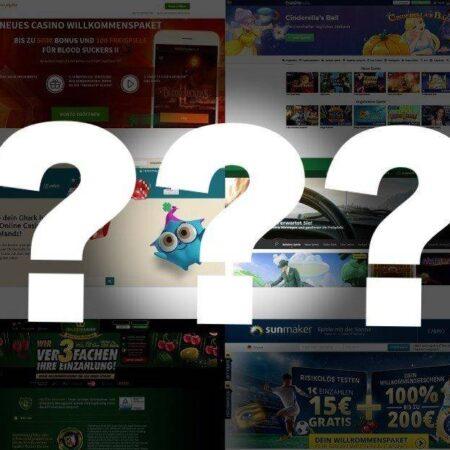 Verlieren gehört im online Casino dazu!