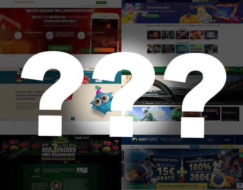 Online Casino Fragen und Antworten