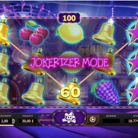 Jokerizer – Früchteslot mit Jokersymbol!