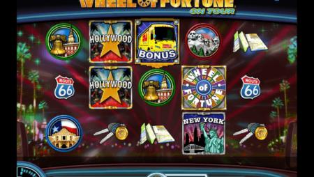 Wheel Of Fortune On Tour – Freispiele garantiert!