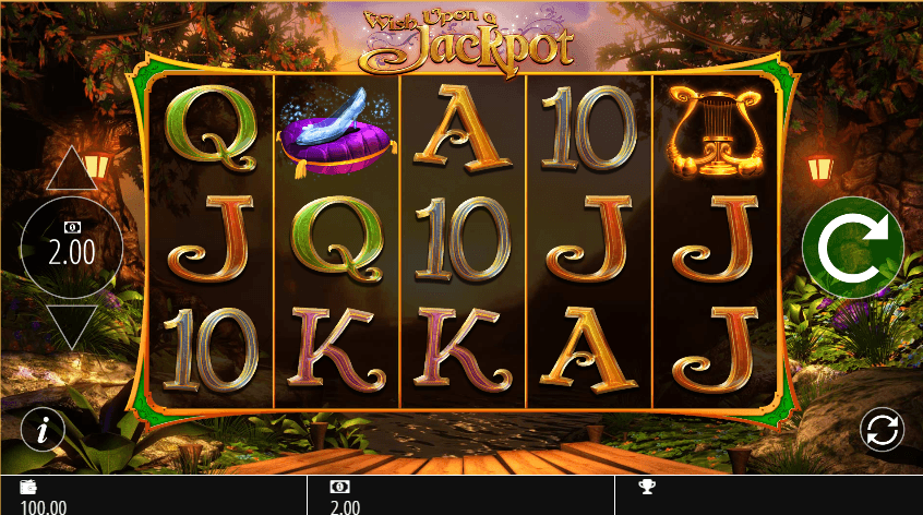 Wish Upon A Jackpot – Unbegrenzte Freispiele