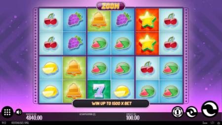 Zoom – Ein klassischer Früchte-Slot