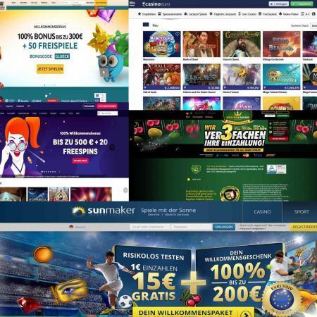 Online Casino Test – Welches ist 2021 das Beste?