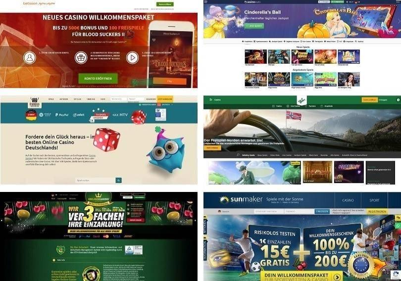 bestes online casino bonus 2019