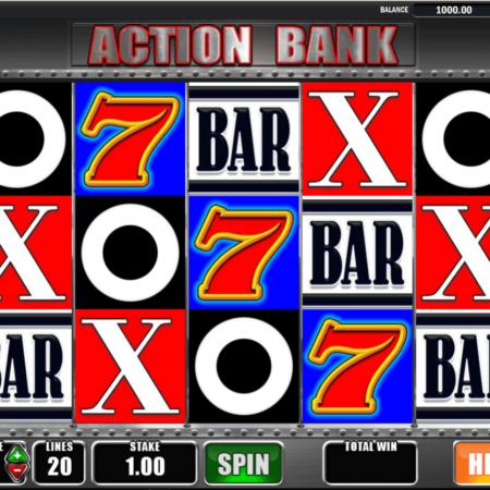 Gewinne den großen Bank Bonus bei – Action Bank!