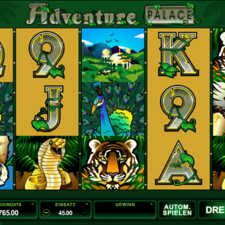 Adventure Palace HD für's Handy!