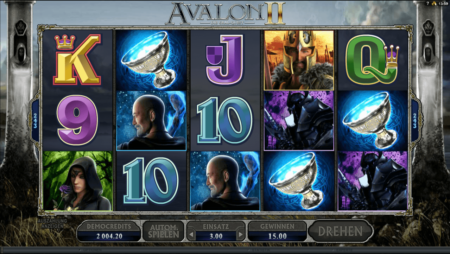 Avalon II – Quest for The Grail – tolle Features!