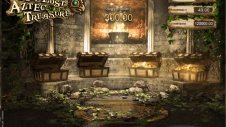 Lost Treasure – ein simples Glücksspiel