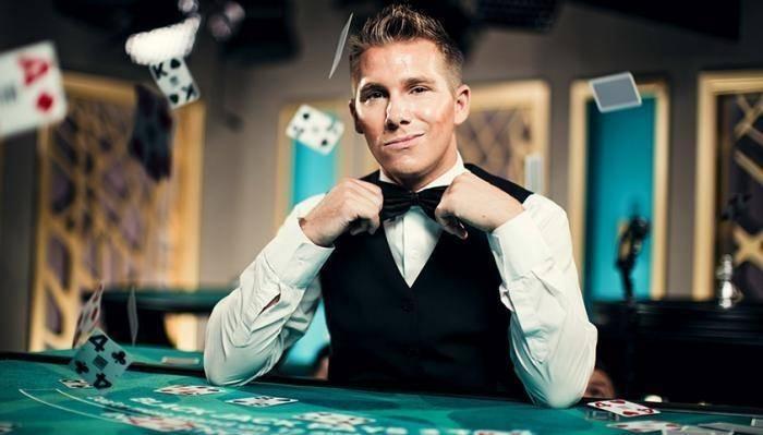 Berufstätig in Spielbanken oder Casinos