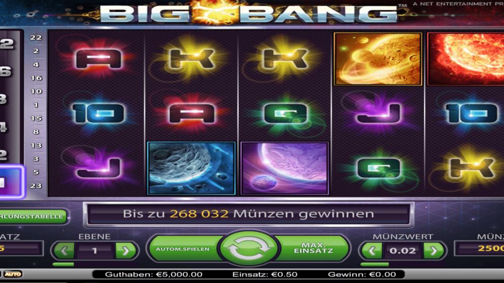 Big Ben – nach jedem Gewinn ein höherer Multiplikator