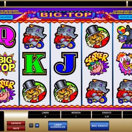Big Top – Willkommen im Zirkus!