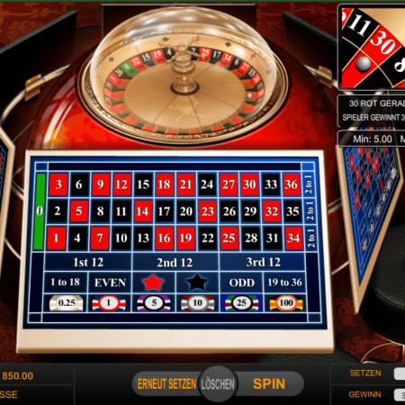 Europäisches Roulette – klassisches Roulette für unkomplizierten Spaß