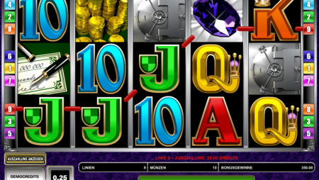 Break Da Bank Again – Bankräuber im Spielautomat!