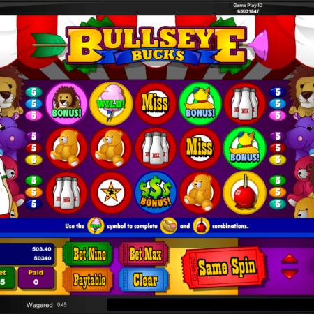 "Bulls Eye Bucks – ""Jahrmarktslot"""
