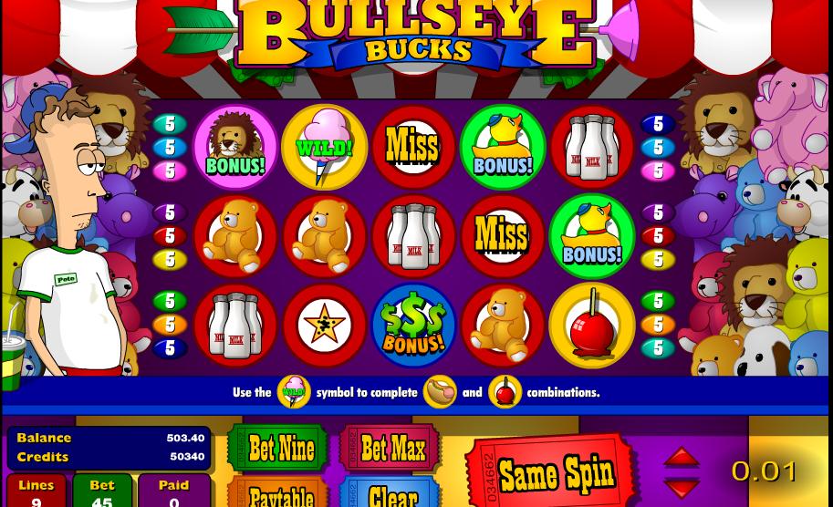 Spiele Bullseye Bucks - Video Slots Online