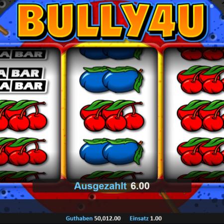 Bully4U – Früchteslot mit 3 Walzen