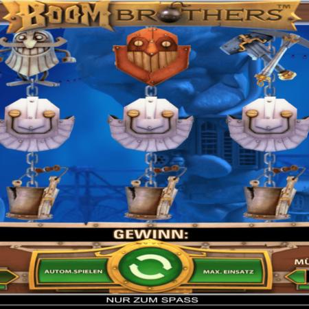 Boom Brothers – Frei- und Bonusspiele