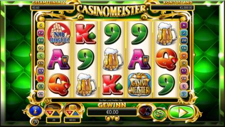 Casinomeister – Unbegrenzte Freispiele