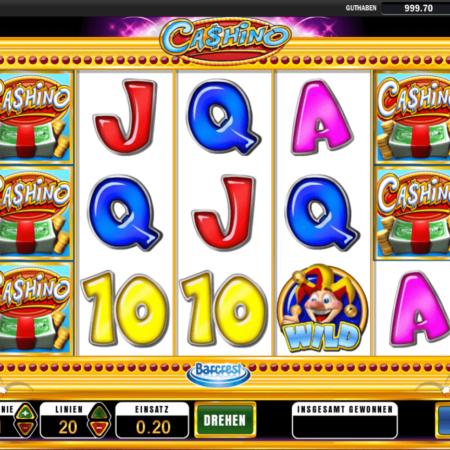 Ca$hino – mehrere Bonusspiele