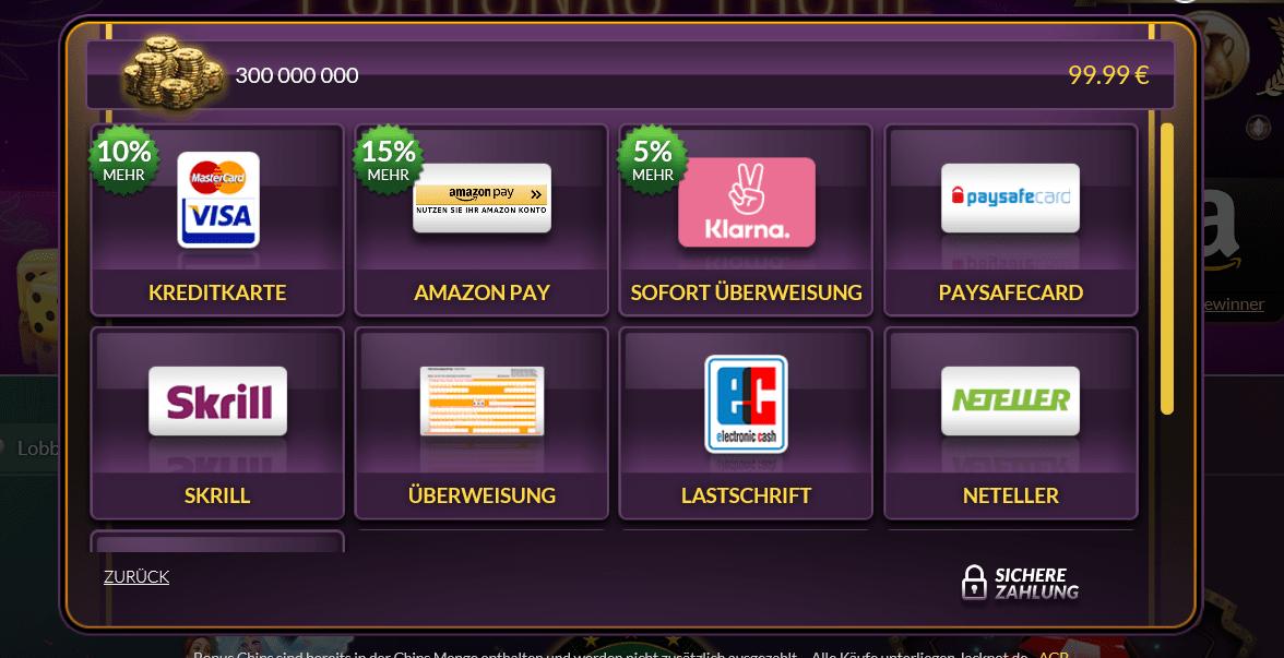 Jackpot.de Casino