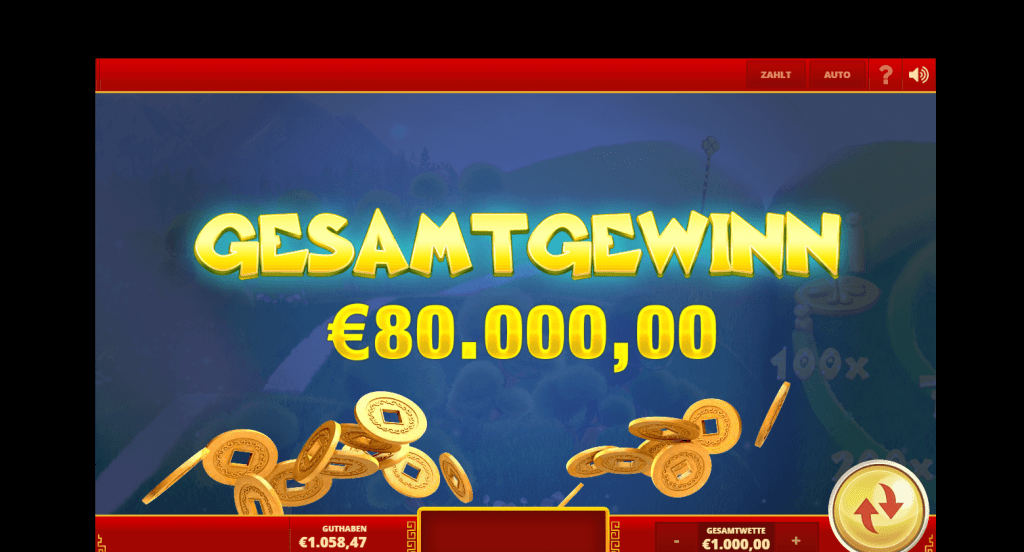 Casino Gewinn