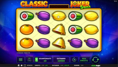 Classic Joker 5Reels