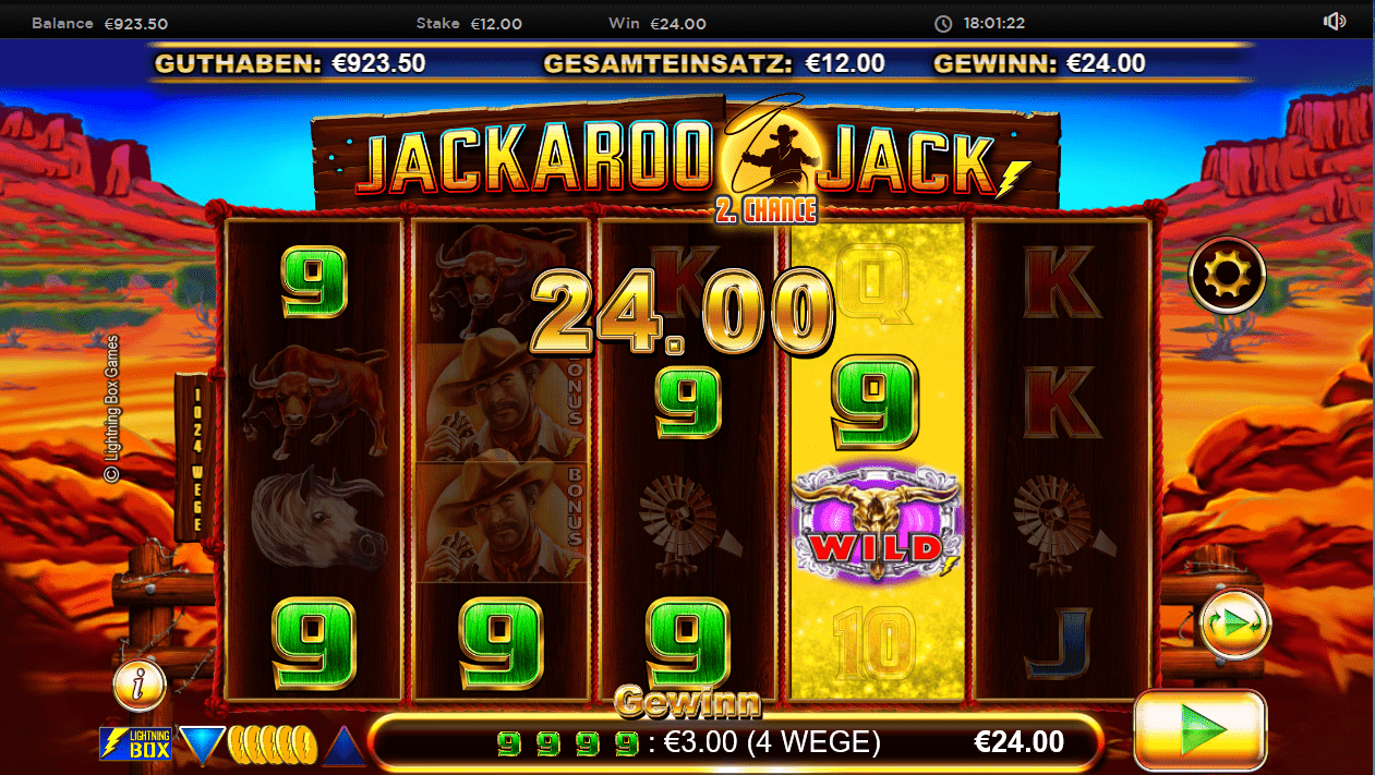 Jackaroo Jack online