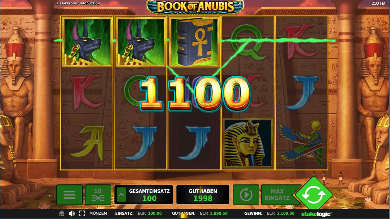 Book of Anubis online