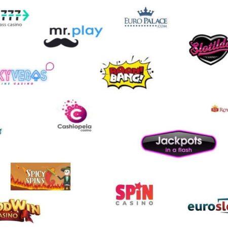 Neue online Casinos & unbekannte Online Casinos im Test