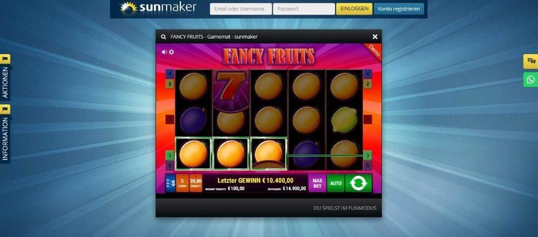 spielgeld im Onlinecasino