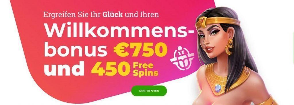 Glück24 Casino bonus