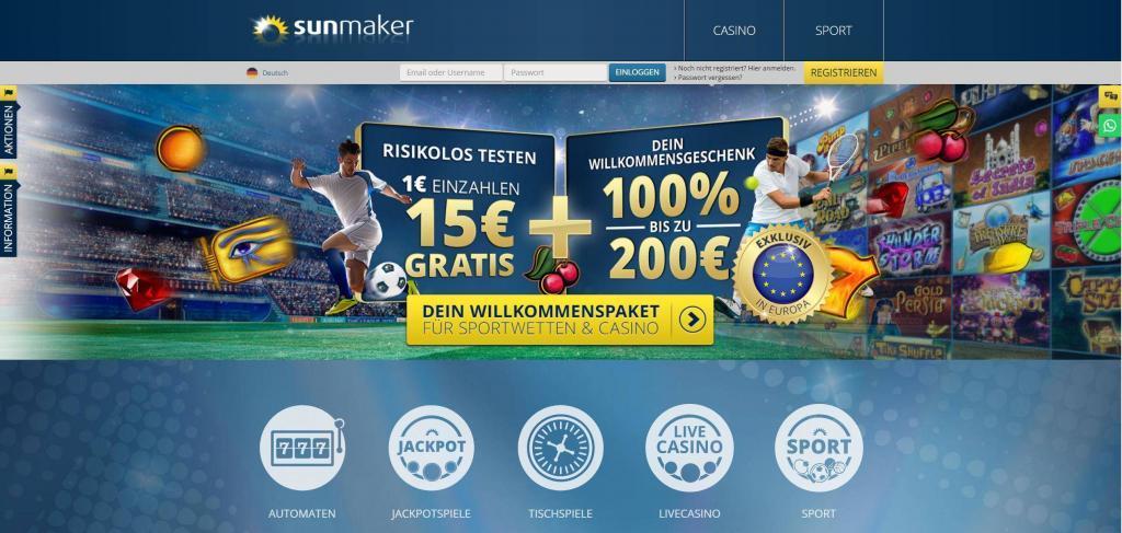 online Casino Bonus Test