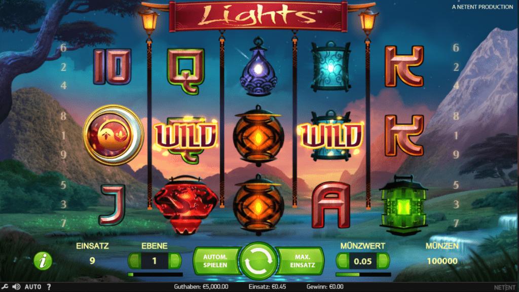 Lights kostenlos spielen