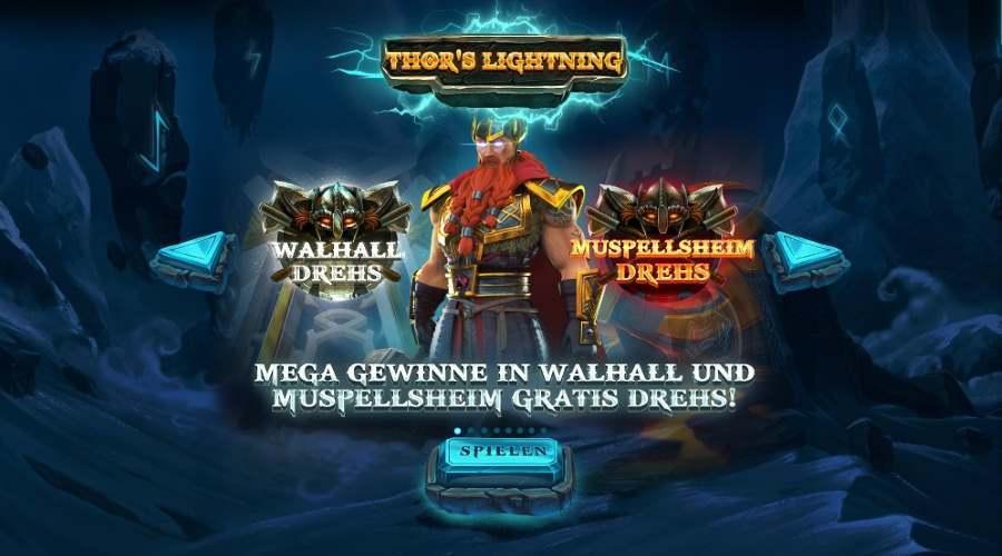 Thors Lightning spielen