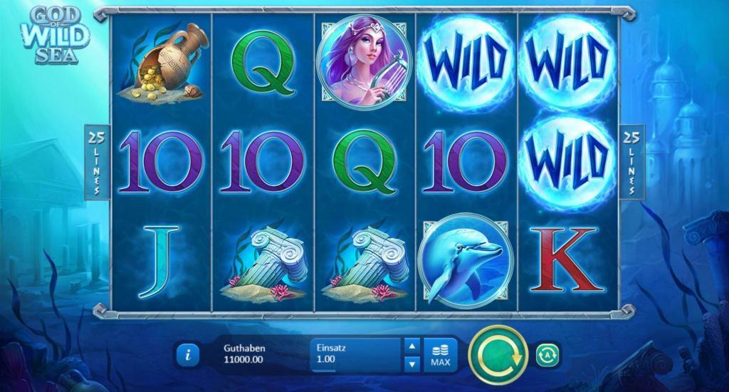 god of wild sea kostenlos spielen