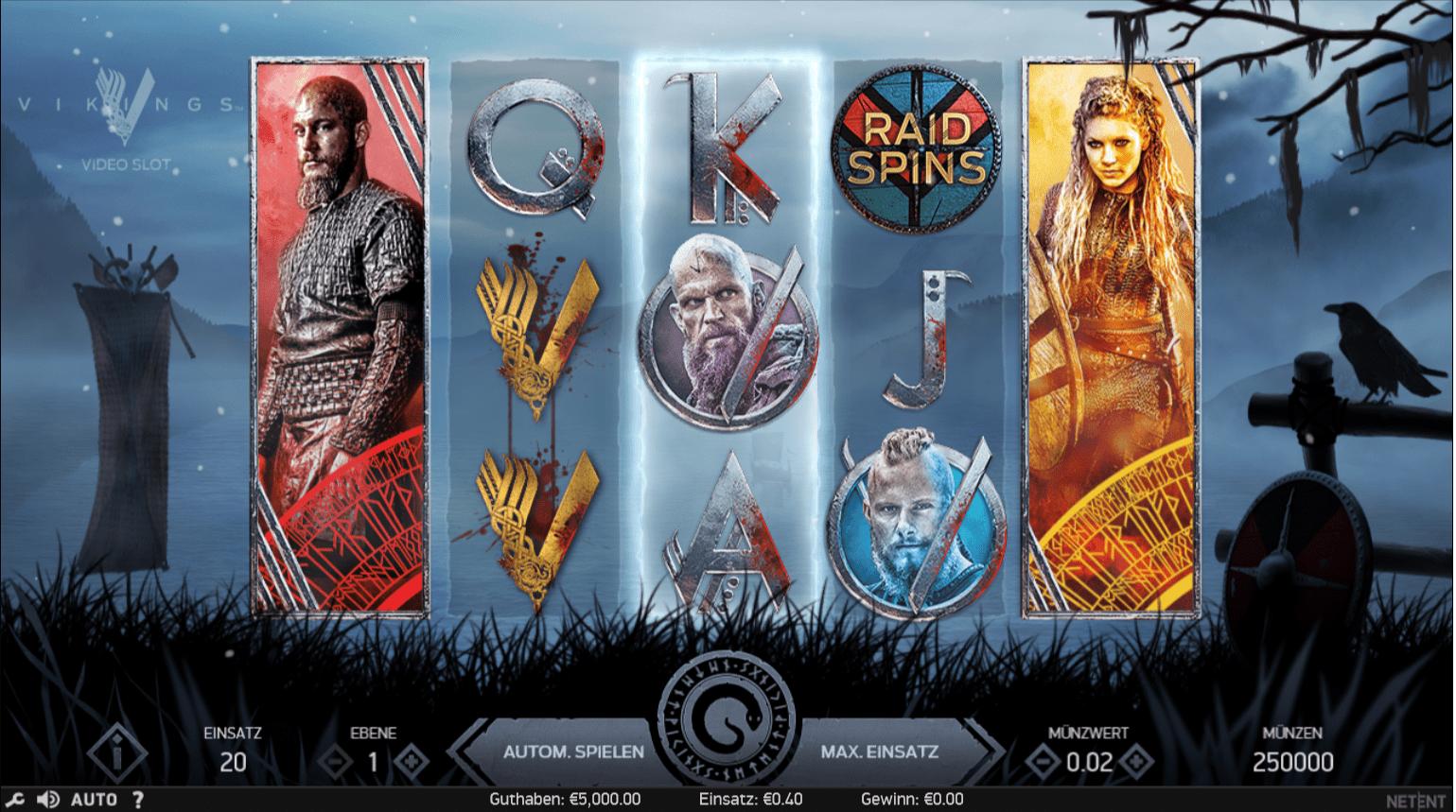 Vikings kostenlos spielen
