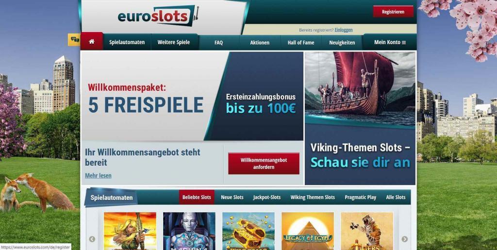 euroslots online casino