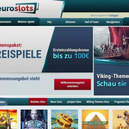 EuroSlots Online Casino Test