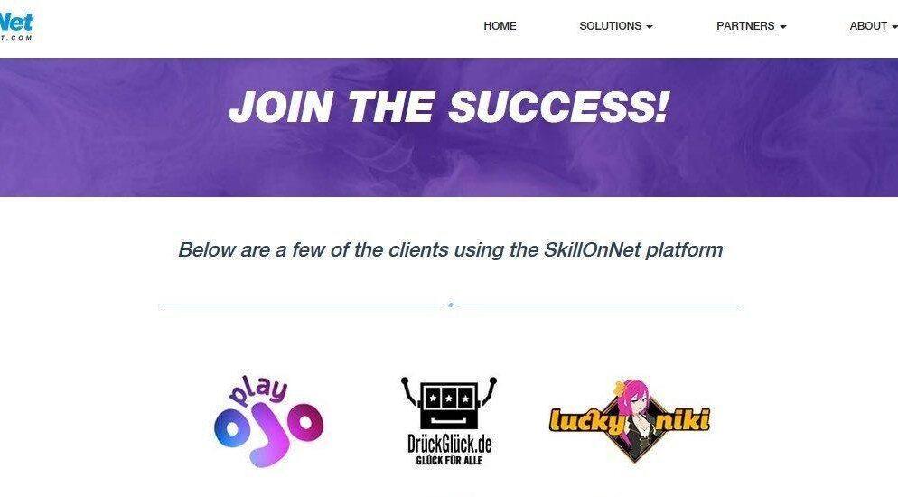 SkillOnNet fügt dem Portfolio Spieletitel von EGT Interactive hinzu