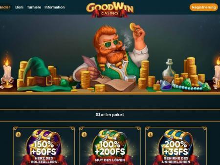 Goodwin Casino Online