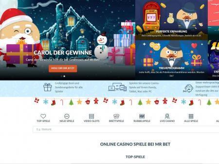 Mr. Bet – das exzellente und seriöse Online-Casino
