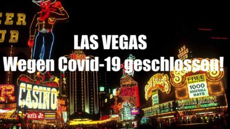 Las Vegas in der Corona Krise