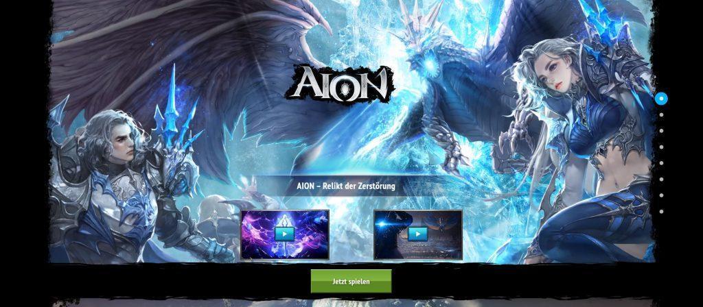aion - Online Rollenspiele Test