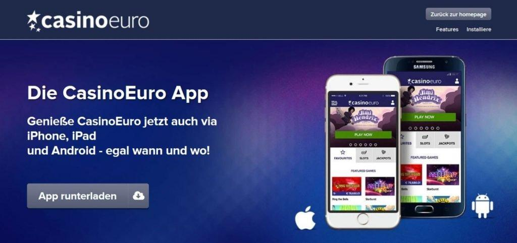 CasinoEuro App Download