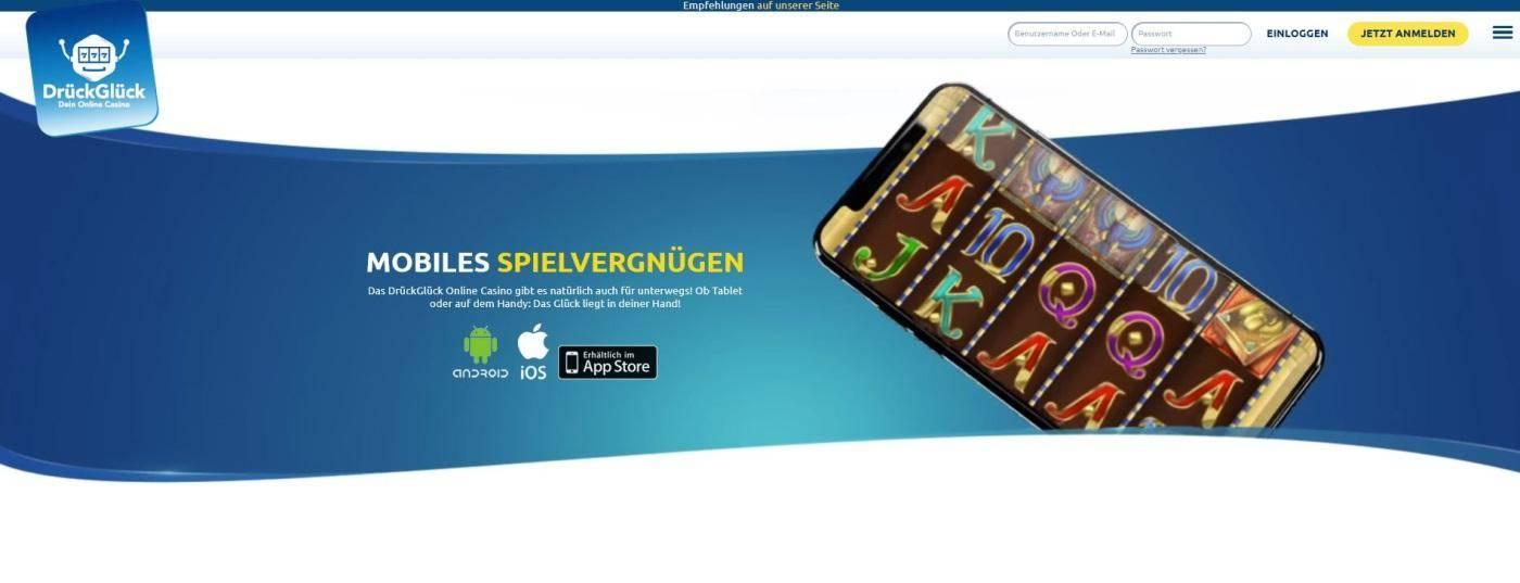 Drück Glück Casino App