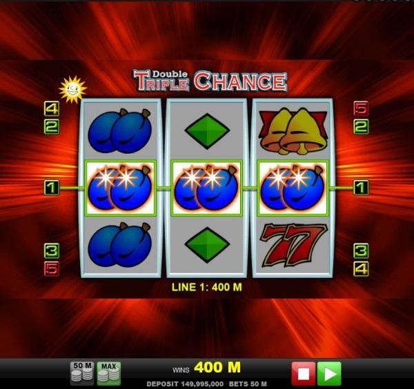 double triple chance 1 - Triple Chance